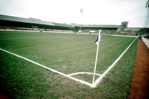 The Den, home to Millwall F.C.