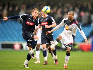 FA Cup - Fifth Round - Millwall v Bolton Wanderers - The Den