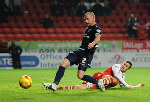 Sky Bet Championship - Charlton Athletic v Millwall - The Valley