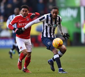 Sky Bet League One - Charlton Athletic v Millwall - The Valley