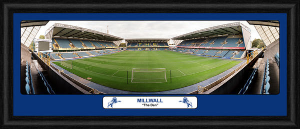 Available in 2 Sizes: MILL001 - 30inch Framed Panoramic Photograph MILL002 - 13inch Framed Panoramic Photograph