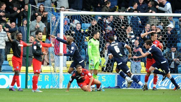 npower Football League Championship - Millwall v Portsmouth - The Den