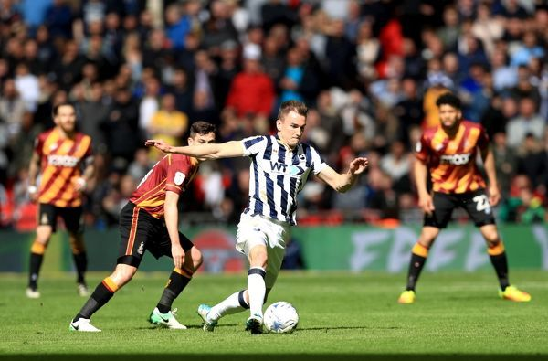 Millwall's Jed Wallace in action