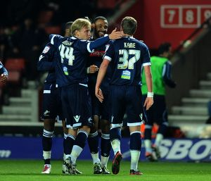 FA Cup - Fourth Round Replay - Southampton v Millwall - St Mary's Stadium