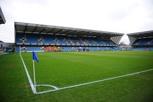 The New Den, home to Millwall F.C