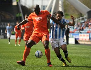 npower Football League Championship - Huddersfield Town v Millwall - John Smith's