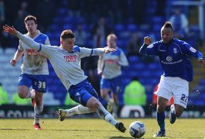 npower Football League Championship - Birmingham City v Millwall - St. Andrew's