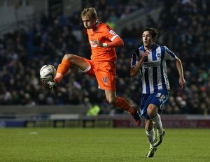 npower Football League Championship - Brighton and Hove Albion v Millwall - AMEX Stadium