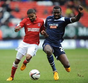 npower Football League Championship - Charlton Athletic v Millwall - The Valley