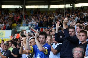 fans/npower football league championship leeds united