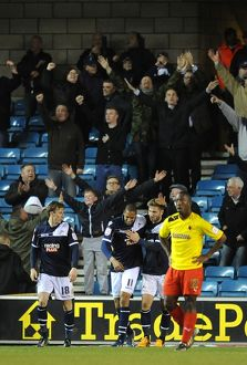 npower Football League Championship - Millwall v Watford - The Den