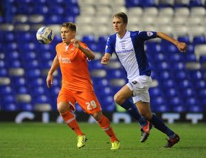 <b>Sky Bet Championship : Birmingham City v Millwall : St. Andrew's : 01-10-2013</b><br>Selection of 6 items