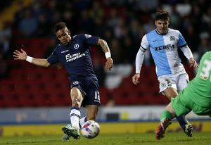 Sky Bet Championship - Blackburn Rovers v Millwall - Ewood Park
