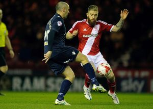 Sky Bet Championship - Middlesbrough v Millwall - Riverside Stadium