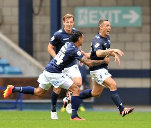 Sky Bet Championship - Millwall v Blackpool - The Den