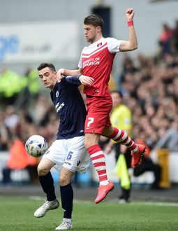 Sky Bet Championship - Millwall v Charlton Athletic - The Den