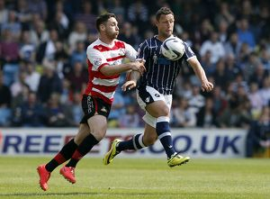 Sky Bet Championship - Millwall v Doncaster Rovers - The New Den