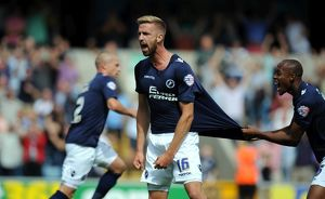 Sky Bet Championship - Millwall v Leeds United - The New Den
