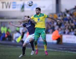 Sky Bet Championship - Millwall v Norwich City - The Den