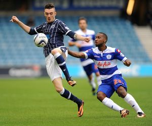<b>Sky Bet Championship : Millwall v Queens Park Rangers : The New Den : 19-10-2013</b><br>Selection of 5 items