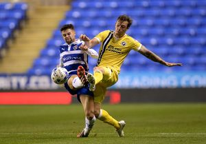 season 2014 15/sky bet championship reading v millwall/sky bet championship reading v millwall madejski