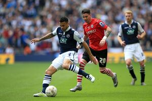 Sky Bet League One - Barnsley v Millwall - Play-Off - Final - Wembley Stadium