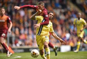 season 2015 16/sky bet league bradford city v millwall c/sky bet league bradford city v millwall play