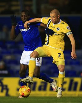 <b>Sky Bet League Championship - Birmingham City v Millwall - St. Andrew's</b><br>Selection of 9 items