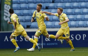 season 2015 16/sky bet league coventry city v millwall/sky bet league coventry city v millwall ricoh