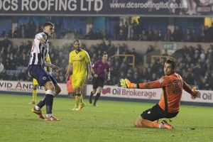 Sky Bet League One - Millwall v Bristol Rovers - The Den