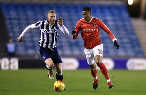 Sky Bet League One - Millwall v Charlton Athletic - The Den
