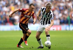 Sky Bet League One - Play Off - Final - Bradford City v Millwall - Wembley Stadium